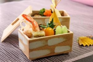 松本浅間温泉玉之湯 【正月料理を撮影してみました】