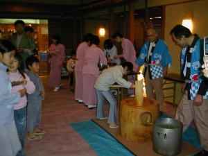 信州松本浅間温泉玉の湯 今年も残すところあと1日となりました。